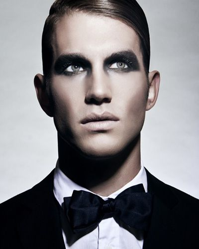 Image result for make up for men