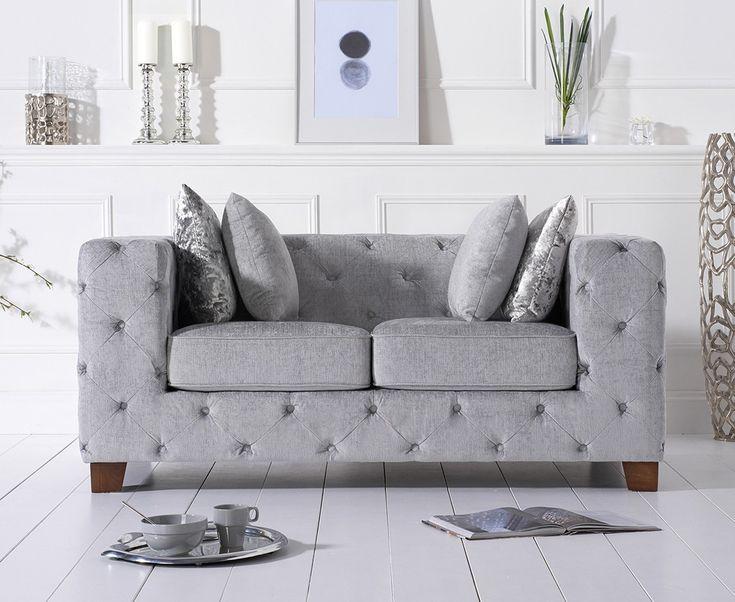 Die besten 25+ Stoff Chesterfield Sofa Ideen auf Pinterest - designer couch modelle komfort