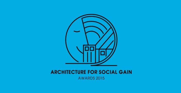 Architecture has an important role to play in enabling people to learn, grow and develop themselves. Through this it has the power to build the future success of economies and create opportunities for generations to come.  Architecture for Social Gain Awards 2015.