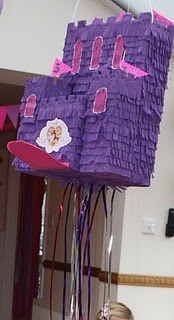 DIY Pull string pinata - using most stuff that you probably have around the house