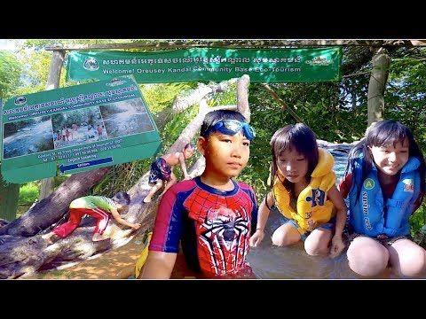 Oreusey Kandal Community Base Ecotourism at Stung Treng Province   Natur...