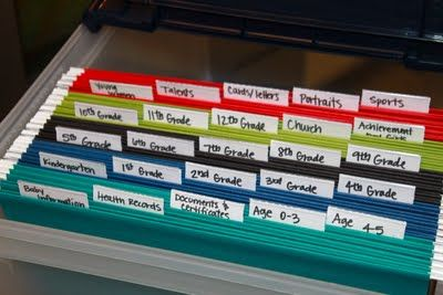 I think I need to give up on the scrapbooking dream and just get organized like