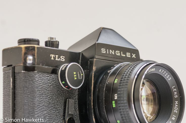 The Ricoh Singlex TLS is a 35mm single lens reflex camera made by Ricoh in about 1967 and also re-badged for a number of other manufacturers. These pictures can also be viewed in full size here. My…