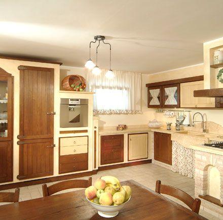 Oltre 25 fantastiche idee su cucine rustiche di campagna - Cucine rustiche foto ...