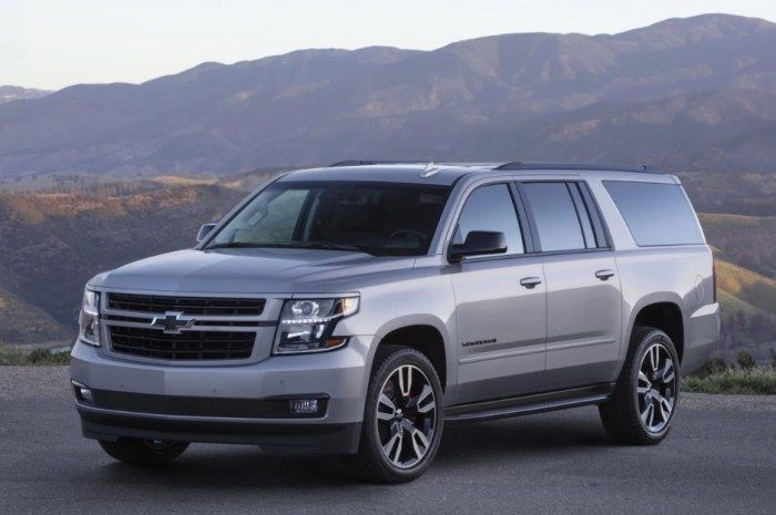 The 2020 Chevy Suburban Will Come Out With Big Modifications Chevrolet Suburban Chevy Suburban Chevrolet Tahoe