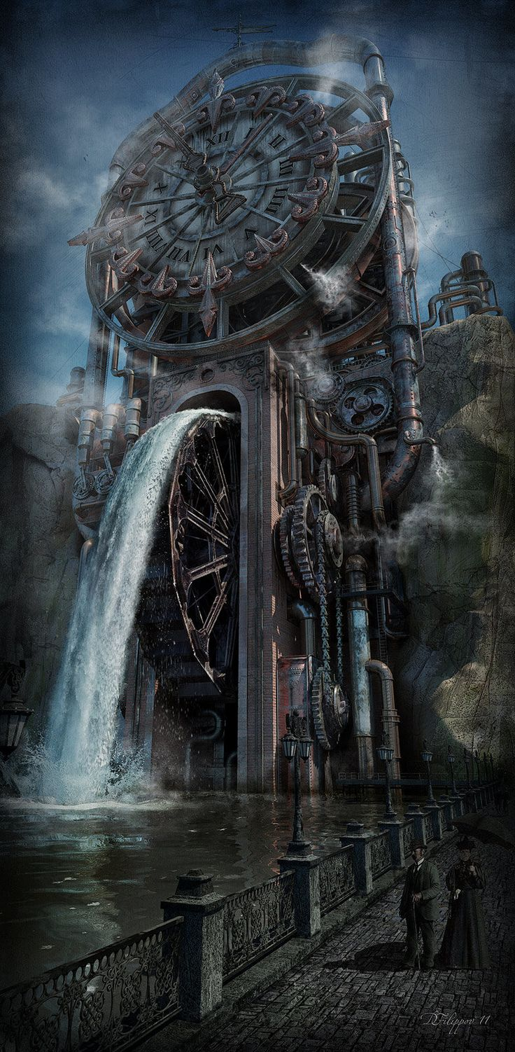 MZLoweRPP verified link on 6/8/2015 Source: Artist's page on ArtStation.com Artist: Dmitriy Filippov Artist's Title: The Time Machine