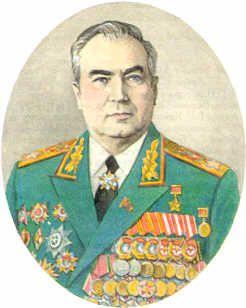 Viktor Georgiyevich Kulikov