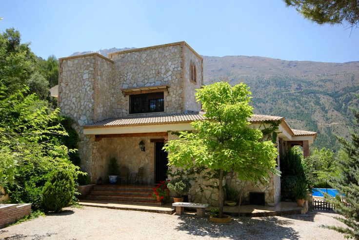 Villa Azuara (Three bedrooms Villa) - Huse til leje i Los Villares