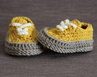 oOo___ Instant Download Pattern___oOo This listing is for a PDF crochet pattern only and not the finished ítem. You will receive elaborated written PDF in ENGLISH and SPANISH for crocheting this original baby sandals which remind us the traditional Birkenstock sandals. This pattern is written in American terminology. It is a step by step tutorial with almost 50 photos and clear instructions to make it easier. Skill level: Intermediate Size: 0-3 months(approx 8.5cm/3.37in) 3-6 months...