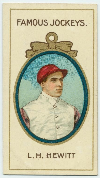 L. H. Hewitt. From New York Public Library Digital Collections.