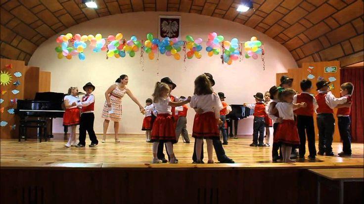 Zakończenie roku przedszkolnego 2012 Niepubliczne Przedszkole Baśniowe L...