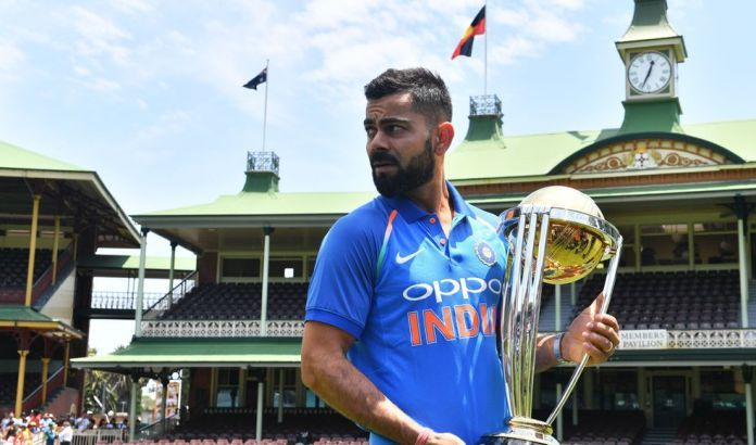 Despite 2019 World Cup Defeat Kapil Dev Thinks Virat Kohli Is Doing Well In 2020 World Cup Trophy World Cup Cricket World Cup