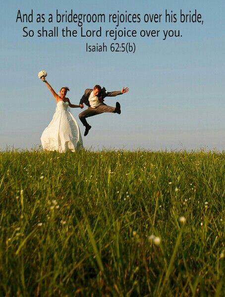 Isaiah 62:5(b)