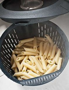 Cómo cocinar pasta con Thermomix « Trucos de cocina Thermomix