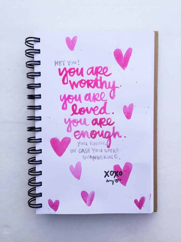 you are loved by amy tangerine