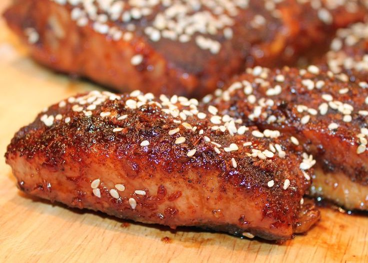 Quite possibly the greatest baked pork ribs recipe in the world.