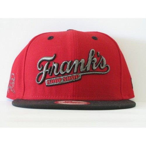 Franks Chop Shop 'Razor Script'