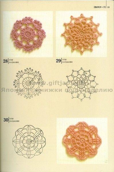 crafts books : 200 crochet motifs | make handmade, crochet, craft