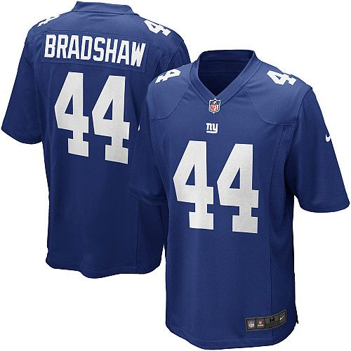 NFL Youth Elite Nike New York Giants #44 Ahmad Bradshaw Team Color Blue Jersey$79.99