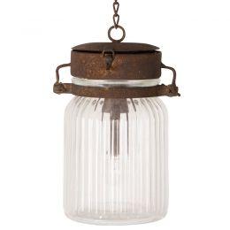 Hanglamp weckpot   Small