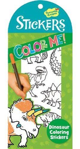 Peaceable Kingdom / Color Me! Dinosaur Coloring Sticker Pack, http://www.amazon.com/dp/B005LH6NLM/ref=cm_sw_r_pi_awdm_nsO8tb1EJM3NV