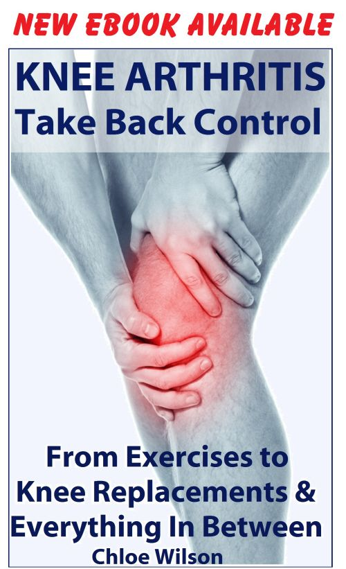 Arthritis knee exercise programmes can dramatically reduce the symptoms of arthritis. Learn how to decrease pain and improve strength, movement  & function.