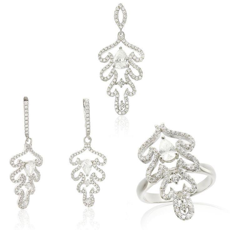 Set argint Fancy Lacrima cu cristale mici din zirconii Cod TRSS044 Check more at https://www.corelle.ro/produse/bijuterii/seturi-argint/set-argint-fancy-lacrima-cu-cristale-mici-din-zirconii-cod-trss044/