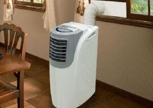 Veja qual o preço  de um ar condicionado portátil. Veja quais os aparelhos e marcas com o melhor custo beneficio.