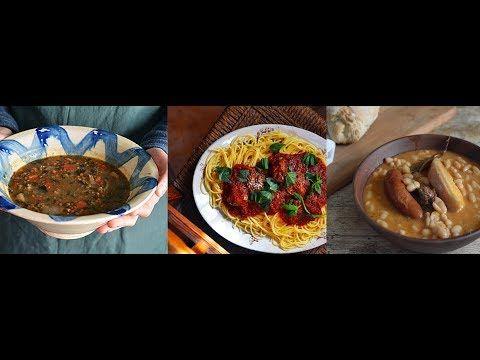 LENTEJAS VEGETARIANAS EN OLLA RAPIDA (y otras tres recetas en olla rápida)   Las María Cocinillas   LAS MARIA COCINILLAS