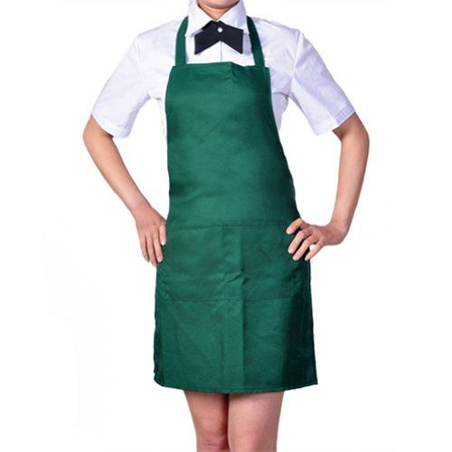 Women's Chefs Butchers Kitchen Cooking Craft Baking Apron with Front Pocket (Dark Green) Broadfashion http://www.amazon.co.uk/dp/B00KMRIPOY/ref=cm_sw_r_pi_dp_j3GVwb0V37JMX