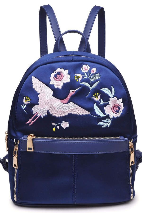 a16f20bc87 Urban Expressions Rio Embroidered Backpack
