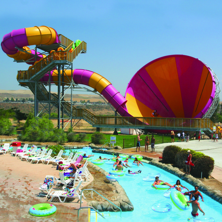 Knotts Soak City, Palm Springs CA - We can't wait to take the kiddos next weekend!!