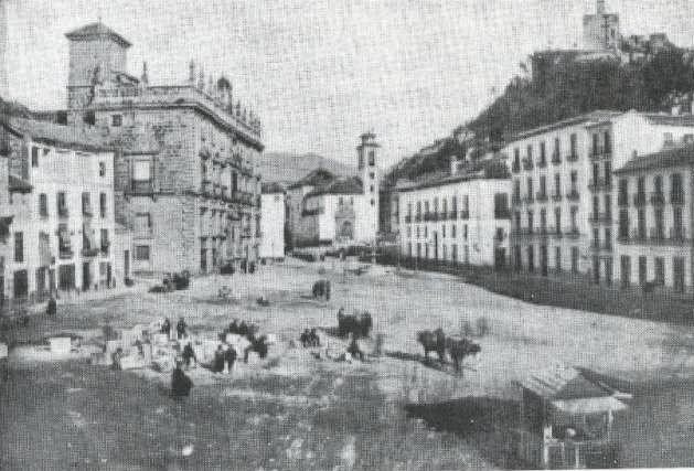 Restos de San Gil, 1869
