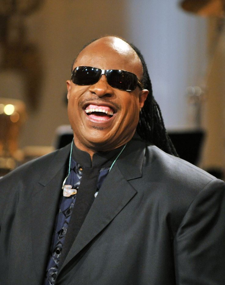 Stevie Wonder: My all time modern music hero! A genius and a true gift from God.