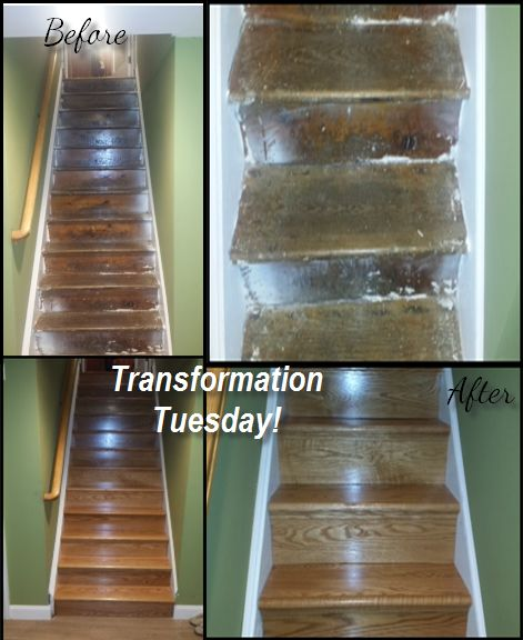 Beautiful DIY Transformation With The NuStair Retread System!| DIY Staircase  Remodel | Stair Covers