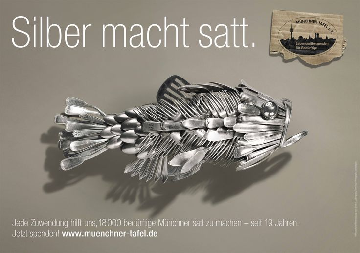 10 years Münchner Tafel - Pro bono Campaign