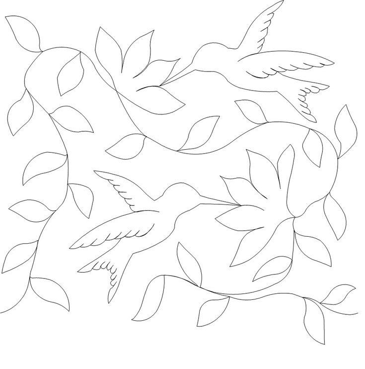 Hummingbird - 1258 - $.02