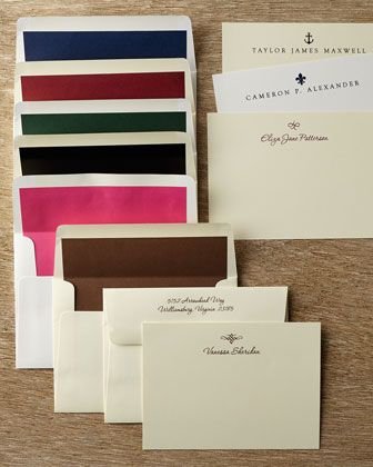 Motif+Correspondence+Cards+by+Neiman+Marcus+at+Horchow.
