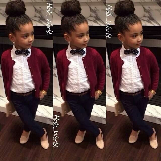 Bow tie chic|Kids Fashion