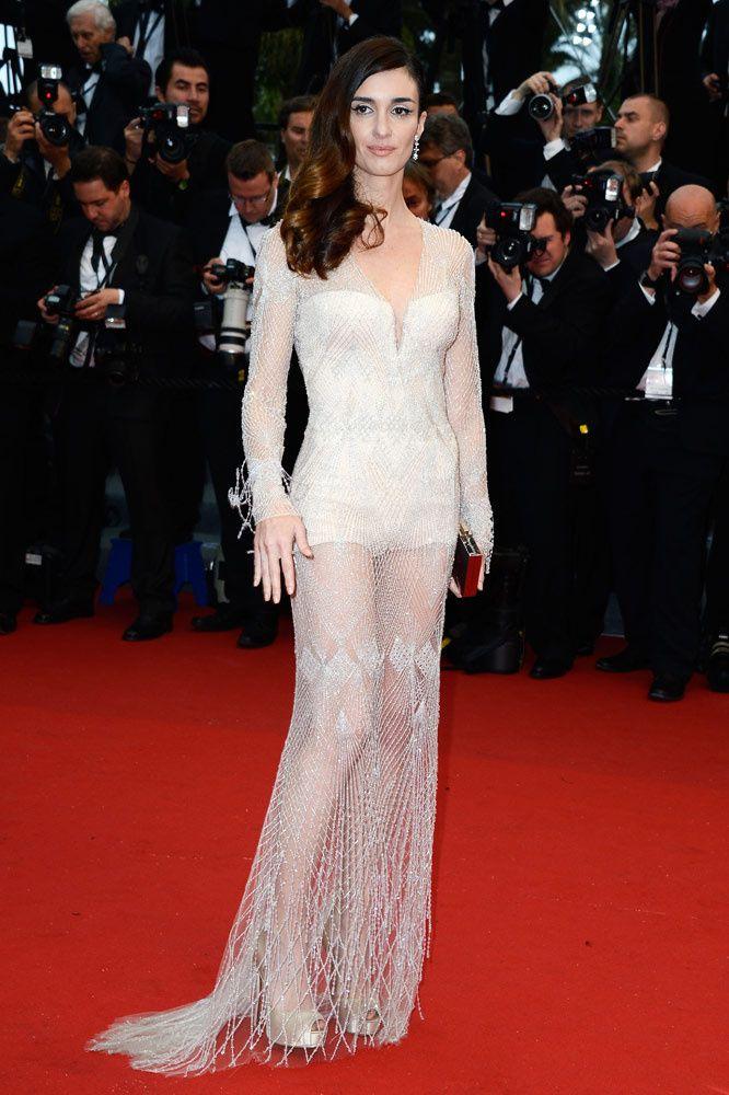 Arranca el Festival de Cine de Cannes 2013: Paz Vega  http://www.glamour.mx/celebrities/dos-donts/articulos/festival-de-cannes-2013-celebridades-peliculas-alfombra-roja/1479
