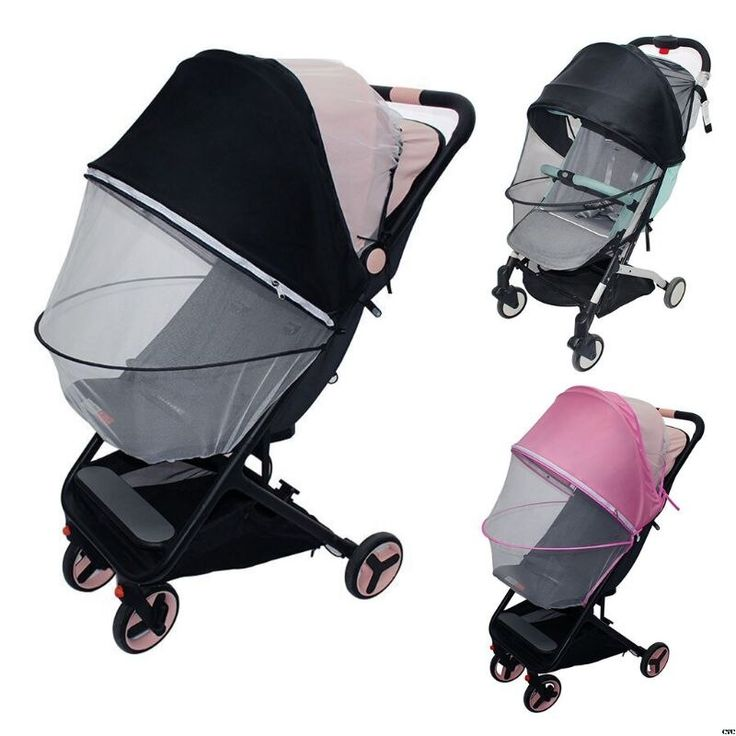 Baby Stroller Universal Mosquito Net Summer Sunshade Full