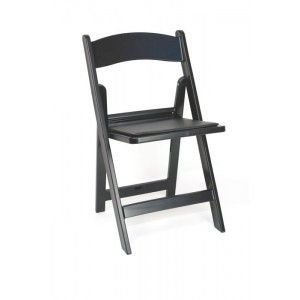 White Wood Finish with Clear Lacquer Varnish Beech #Wood #Construction, waterproof  detachable seat wedding #folding #chair. Designed for indoor and outdoor uses. http://bit.ly/1NRnzaa