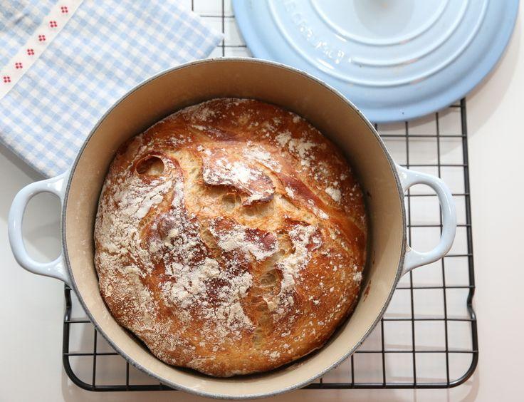 Le Creuset til brød