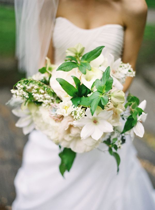 poppies posies wedding bouquet photo by bryce covey