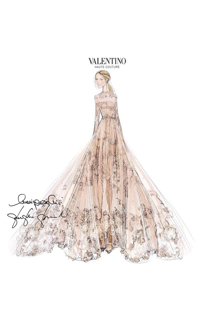 Frida Giannini Valentino wedding dress - click through to see more images of her wedding