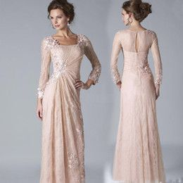 17 best ideas about Mother Of The Bride Dresses Long Sleeve on ...