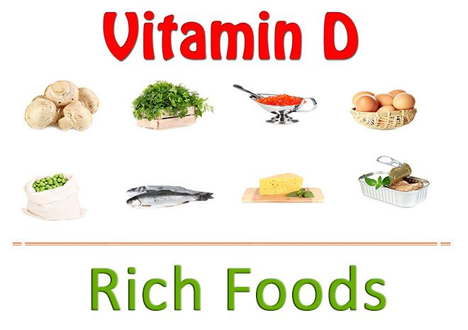 Top 20 Vitamin D foods you should be including in your daily food intake.