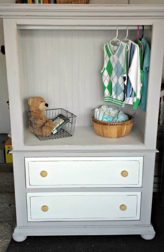Merveilleux Shabby Baby/Childrenu0027s Armoire By ThreeFreckles On Etsy, $195.00 I Want  This So Badly