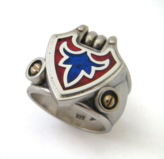 17 Best Images About Badass Rings On Pinterest