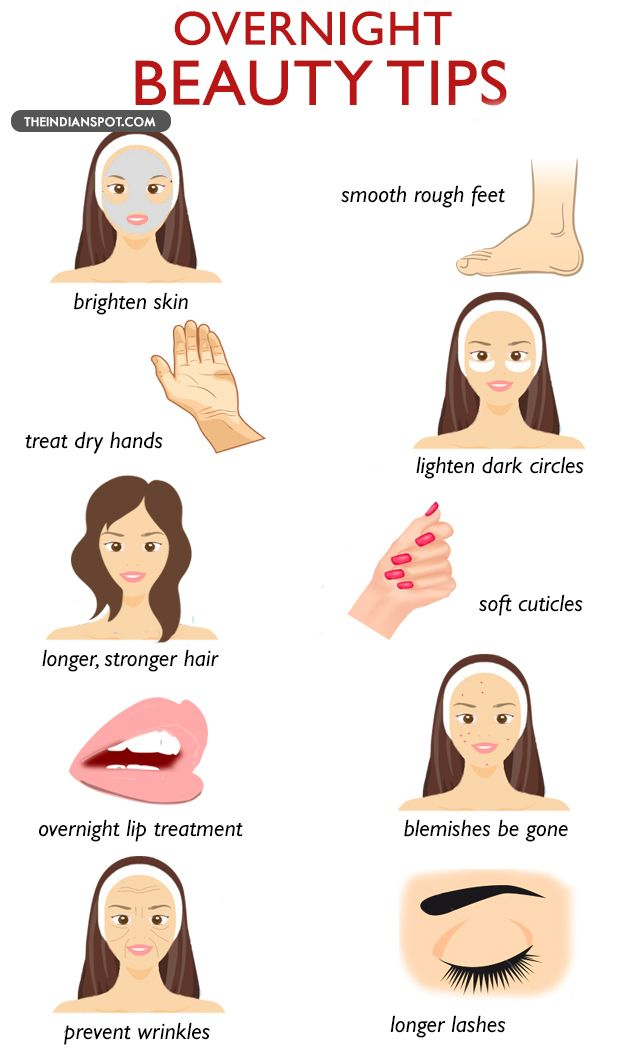ALL NATURAL OVERNIGHT BEAUTY TIPS - Let's discover some overnight beauty tips that can work for your beauty while you sleep. So, how to be more beautiful in ...